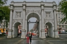 Marble Arch London - Rach & Dan