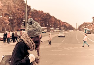 Brandenburg Gate - Rachel