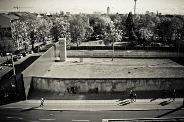Berlin Wall Guard Tower
