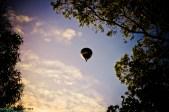 Adrenalin Balloon Descending Morning