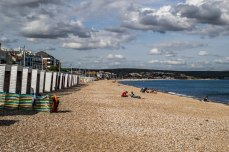 Weymouth Beach Houses