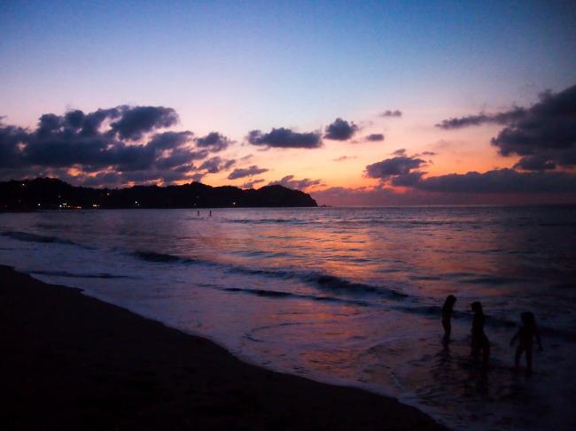 Sayulia beach time