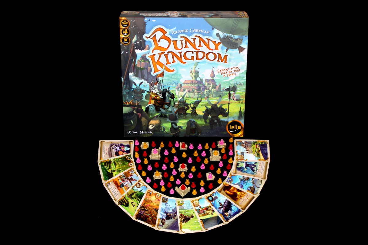 355 Bunny Kingdom What S Eric Playing