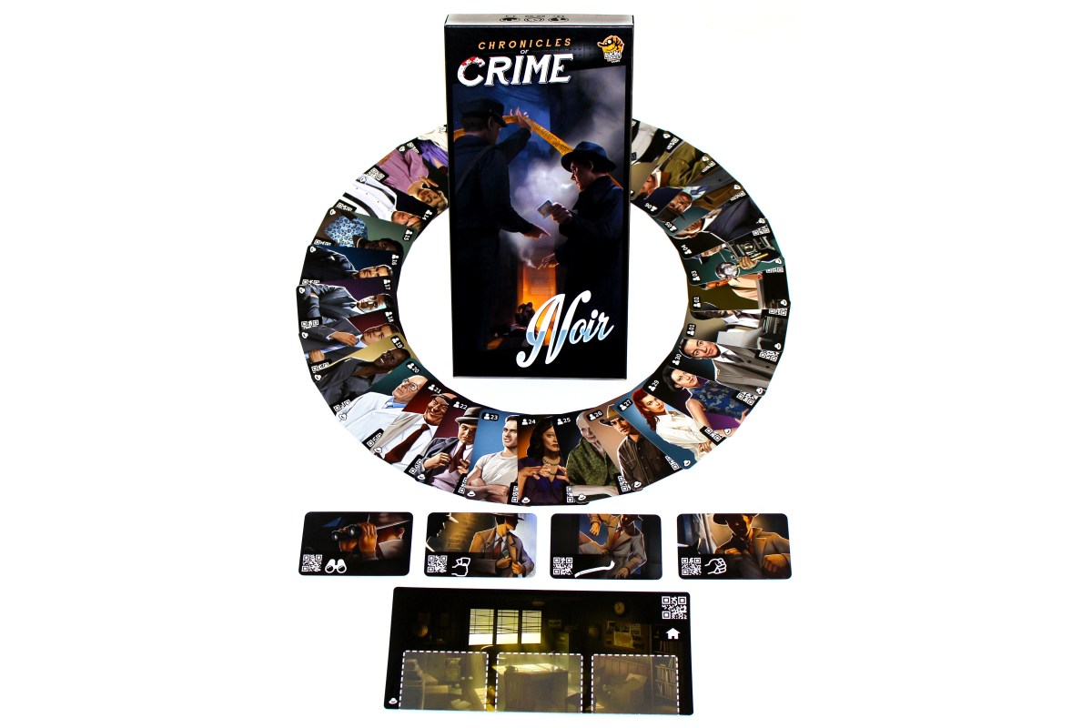 497 Chronicles Of Crime Noir Expansion What S Eric