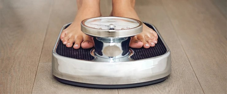 4 Signs You're Losing Water Weight—Not Fat