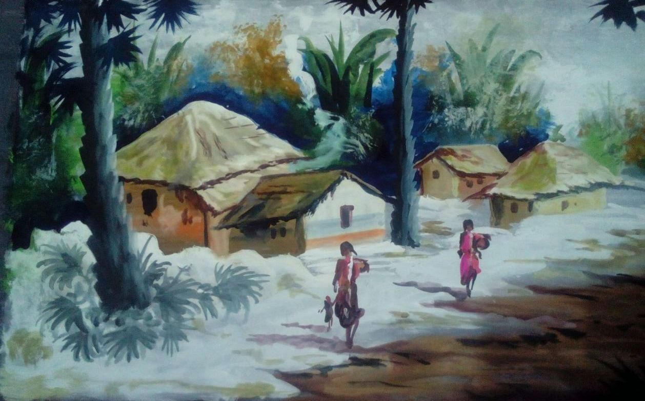 Exhibition Of Minature And Rajasthani Paintings At