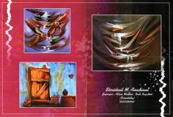 Reflections and Imaginations Group Exhibition of Paintings at Chitrakala Parishath, Bengaluru (1)