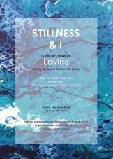 STILLNESS & I A Solo Art Show by Lovina at Reves - the art gallery, Jayanagar, Bengaluru (1)