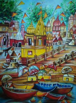 Art by Dr.Shalini Singh