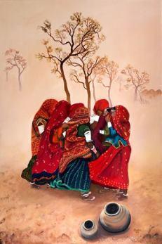 Art by Sunitha Krishna