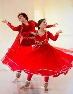 Kathak by Hari & Chethana of Noopur Performing Arts Centre, Bengaluru