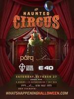 Parq SD   San Diego Halloween Tickets