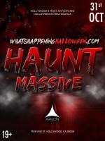 Avalon Hollywood | Halloween Tickets