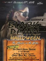 Black Pearl San Diego 2018 Halloween
