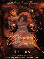 Hollywood Halloween Night Club Tour