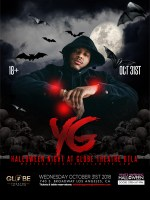 YG Halloween Night Party 18 & Over
