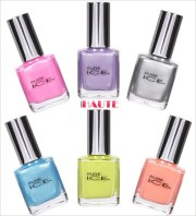 haute pure ice nail enamels