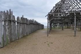 Jamestown structure (recreation)