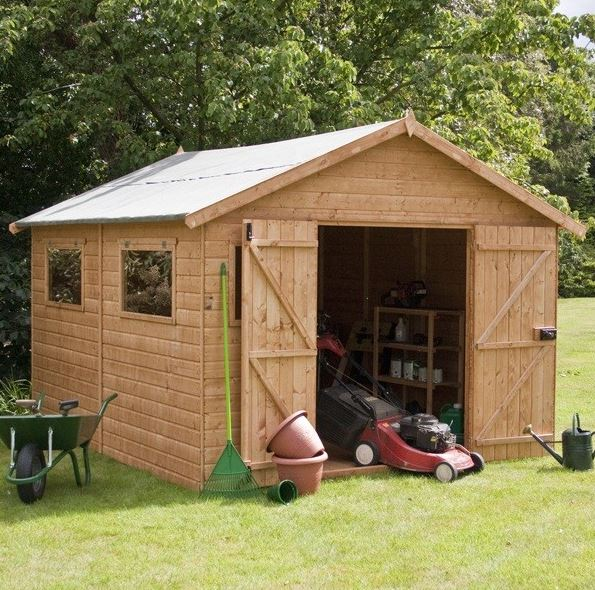 10 X 12 Shed  Who Has The Best?
