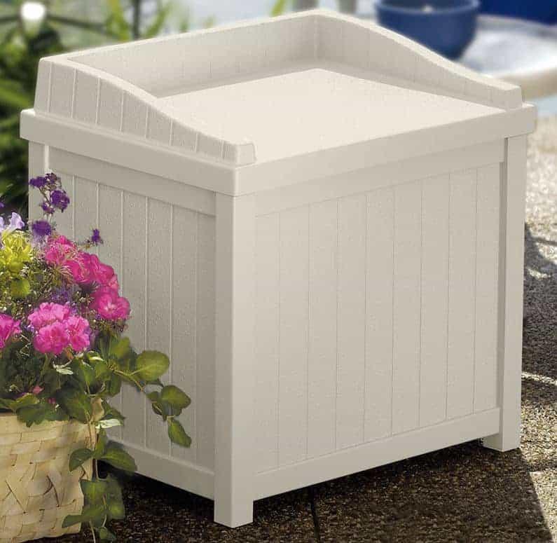 Small Wooden Garden Box