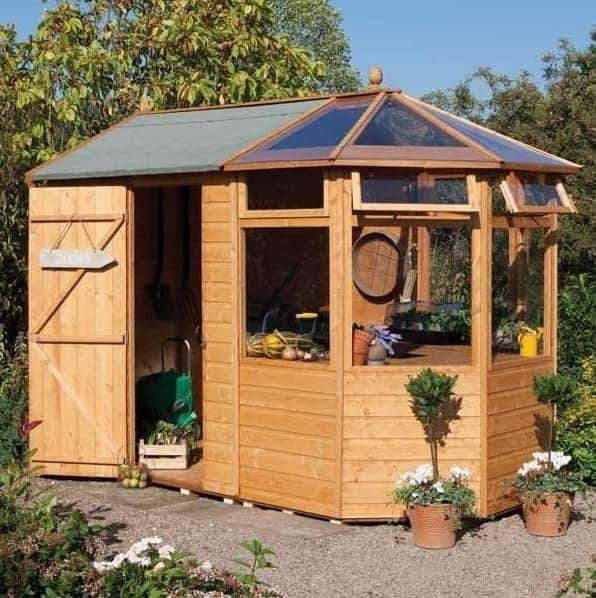Potting Sheds Offers  Deals Who has the Best in UK