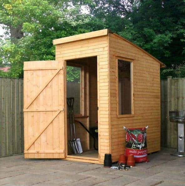 Easy Shed Garden Shed