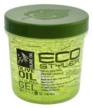 Eco Styler hair gel