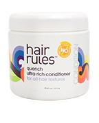 Hair rules conditioner