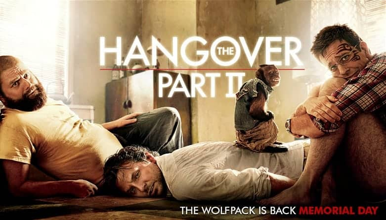 FILM REVIEW: THE HANGOVER PART 2 DOES NOT DISAPPOINT