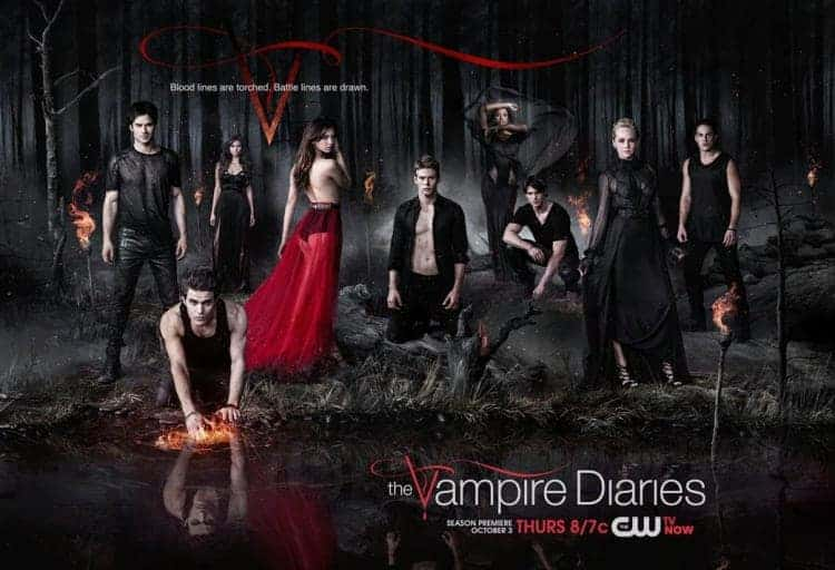 The Vampire Diaries Returns To Our Screens For Season 3