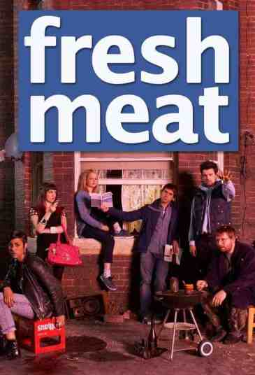 TV Feature: Fresh Meat starring Jack Whitehall and Joe Thomas