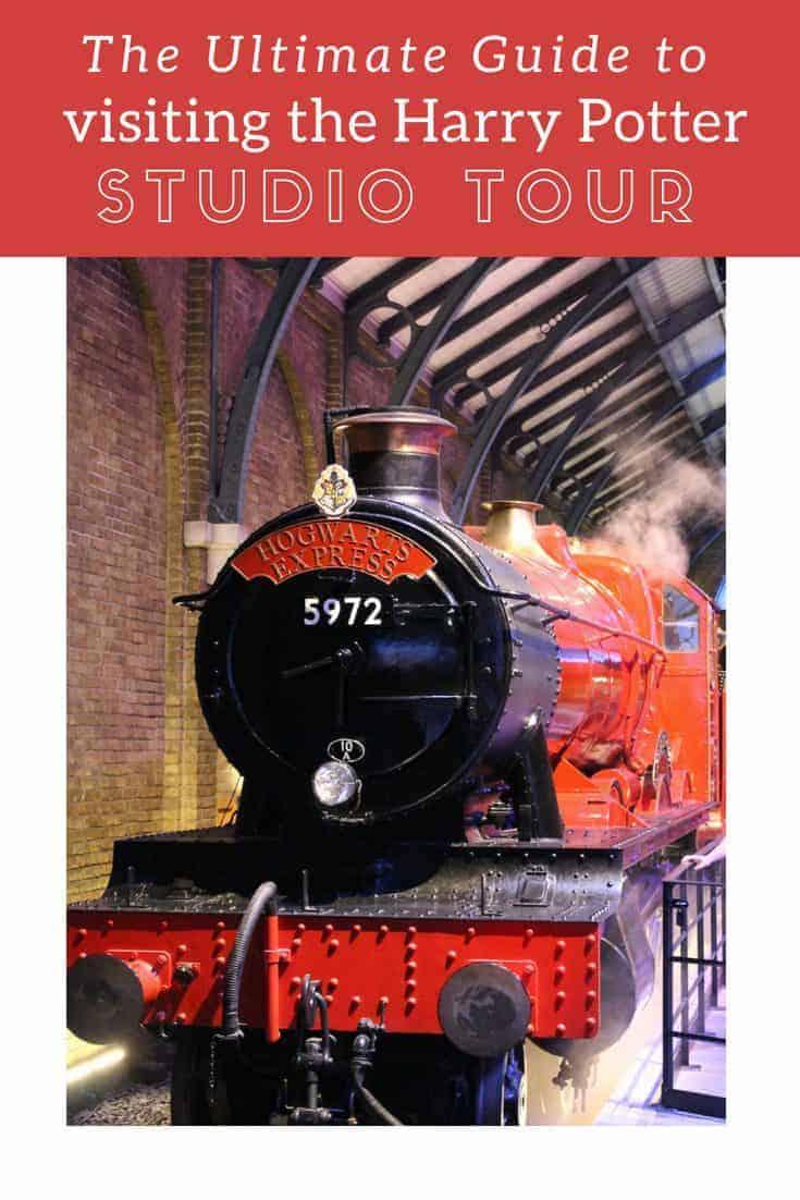 Ultimate Guide to the Warner Bros Harry Potter Studio Tour London #whatshotblog #harrypotter #london #studiotour