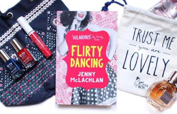 FLIRTY DANCING BY JENNY MCLACHLAN: ONE TEENAGER'S PATH TO SELF-EMPOWERMENT
