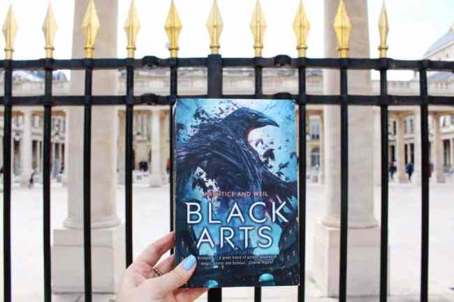 BOOK REVIEW: BLACK ARTS BY PRENTICE and WEIL