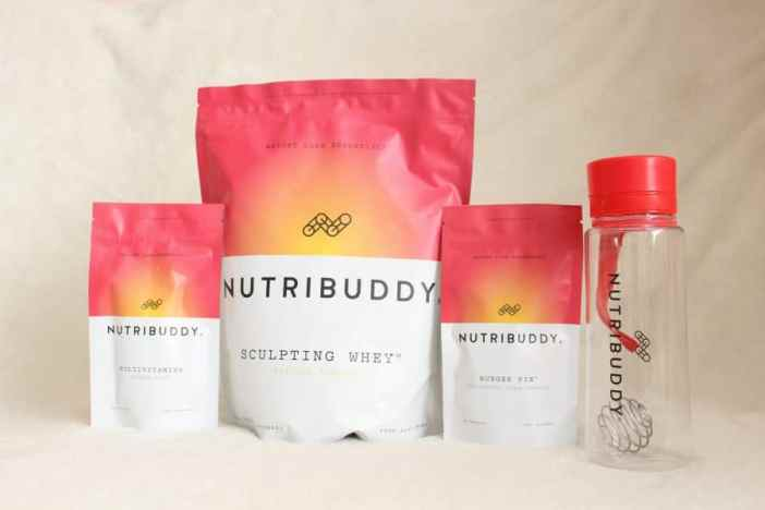 KICKSTART YOUR FITNESS REGIME WITH NUTRIBUDDY