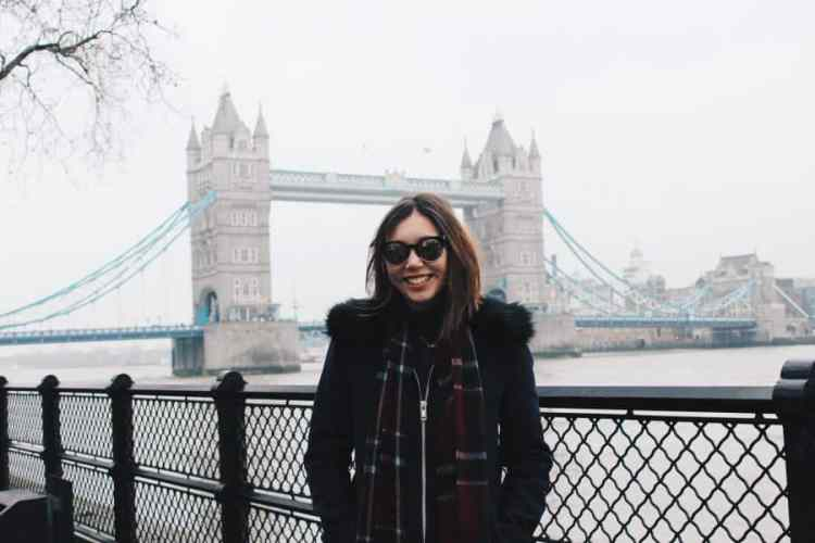 EXPLORING LONDON WITH RIVER ISLAND