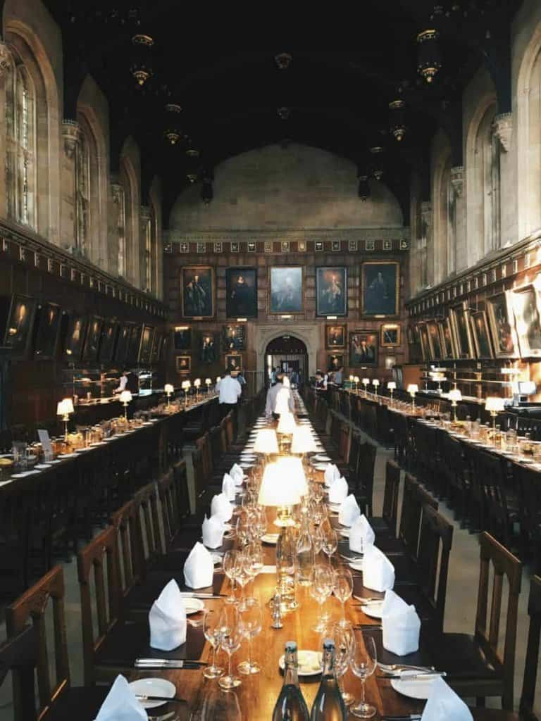 The Harry Potter Tour Of Oxford University