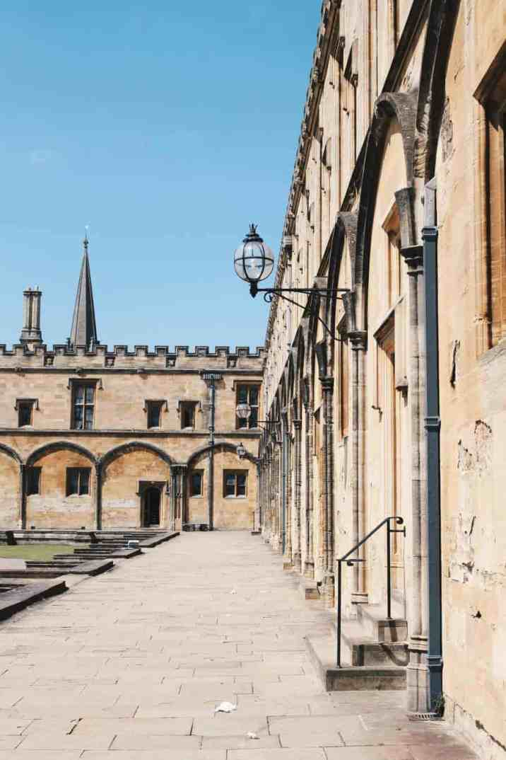 10 Reasons to Apply to Christ Church, Oxford University