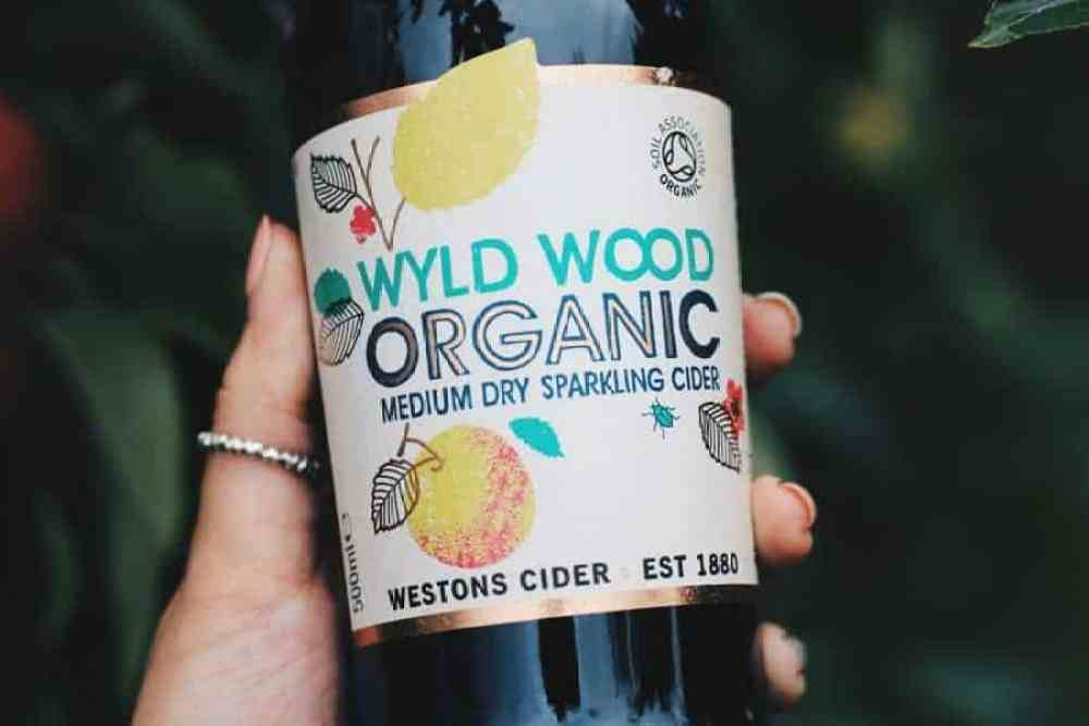 A WYLD DAY OUT: ORGANIC SEPTEMBER WITH WYLD WOOD CIDER