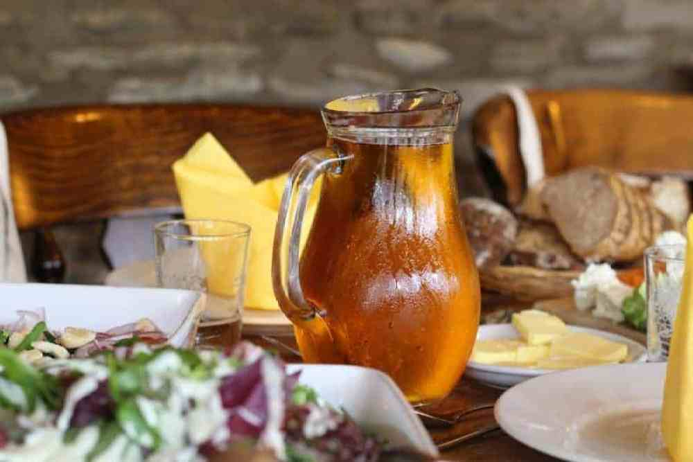 A WYLD DAY OUT: ORGANIC SEPTEMBER WITH H WESTONS CIDER