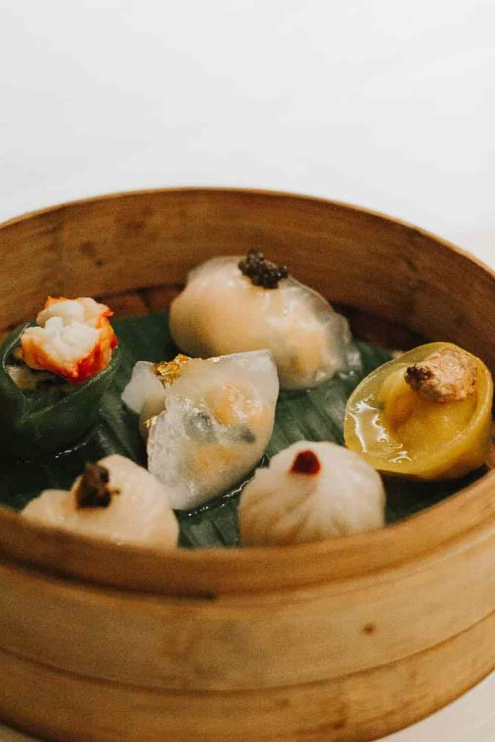 Chai Wu | Exotic Fine Dining Asian Restaurant at Harrods