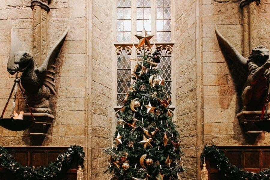 Christmas at Hogwarts: The Best Harry Potter Christmas Moments