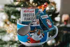 Kelloggs – Frosties bowl mug