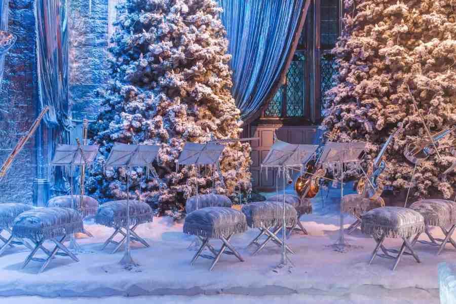 Best Harry Potter Christmas Scenes