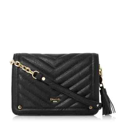 Dune Quilted Crossbody Bag