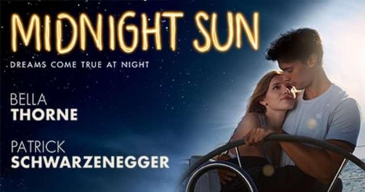 Film Review: Midnight Sun starring Bella Thorne & Patrick Schwarzenegger