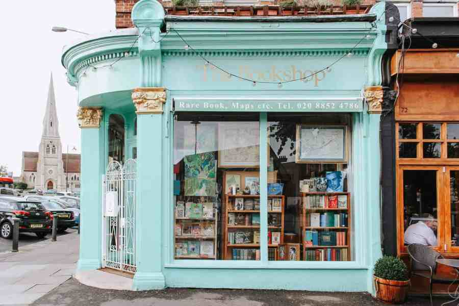 15 Most Beautiful Independent Bookshops in London #whatshotblog