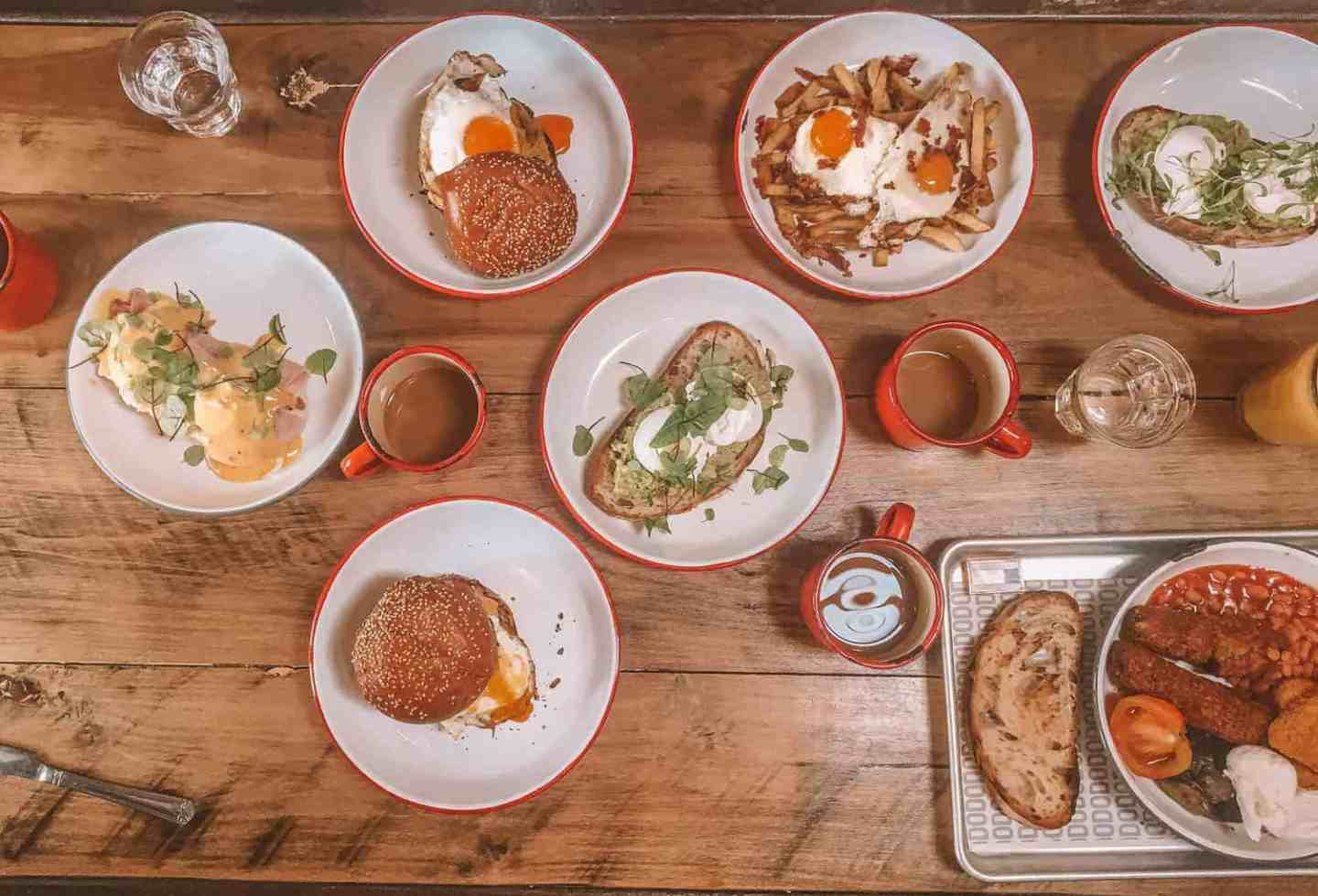 Rickety Press - 11 Best Brunch Places in Oxford