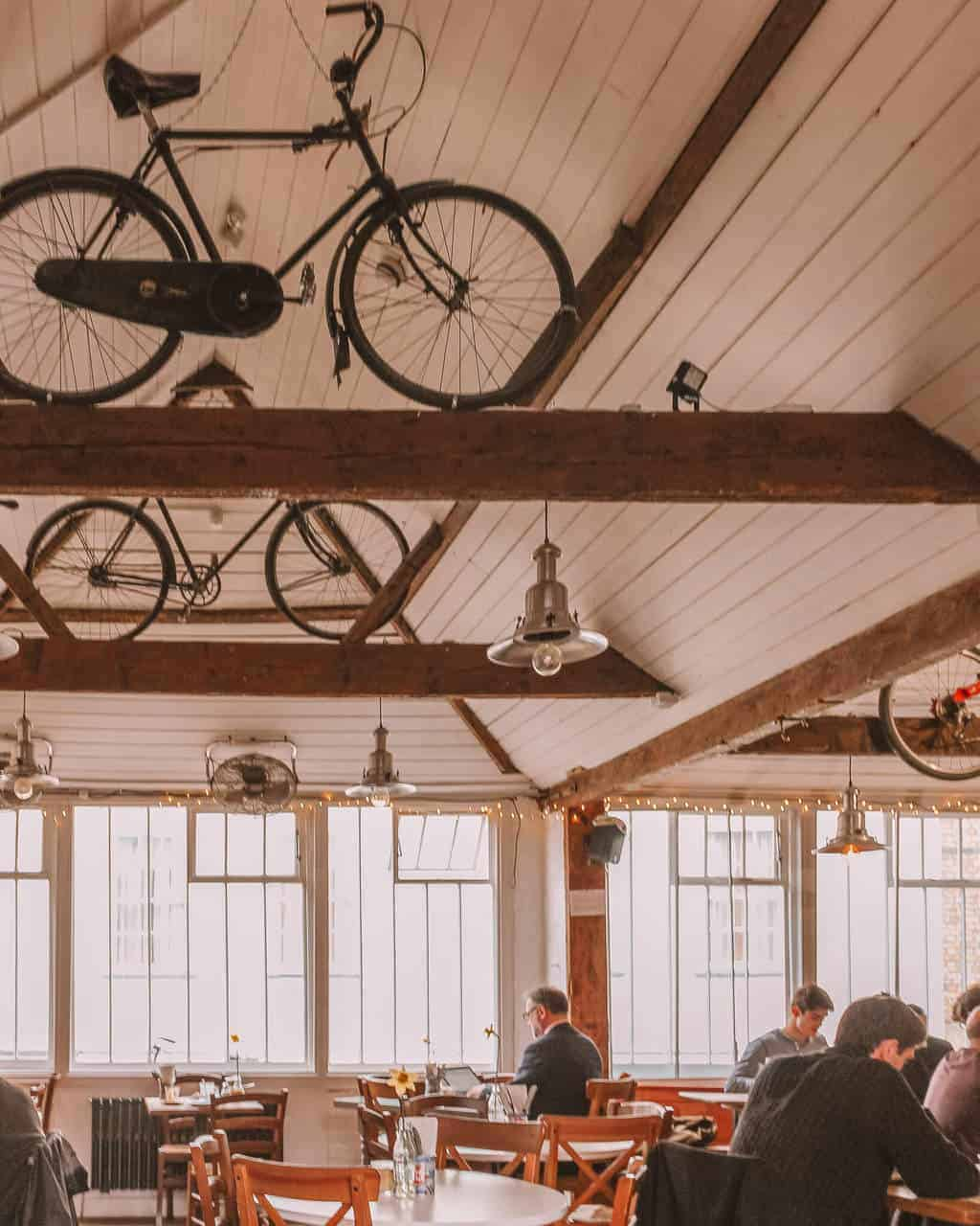 Handle Bar Oxford - 11 Best Brunch Places in Oxford