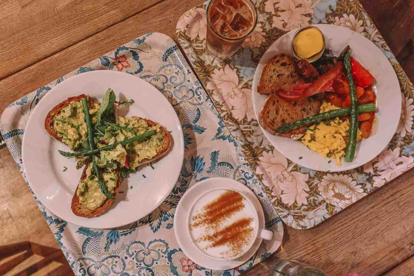 Vaults and Garden - 11 Best Brunch Places in Oxford
